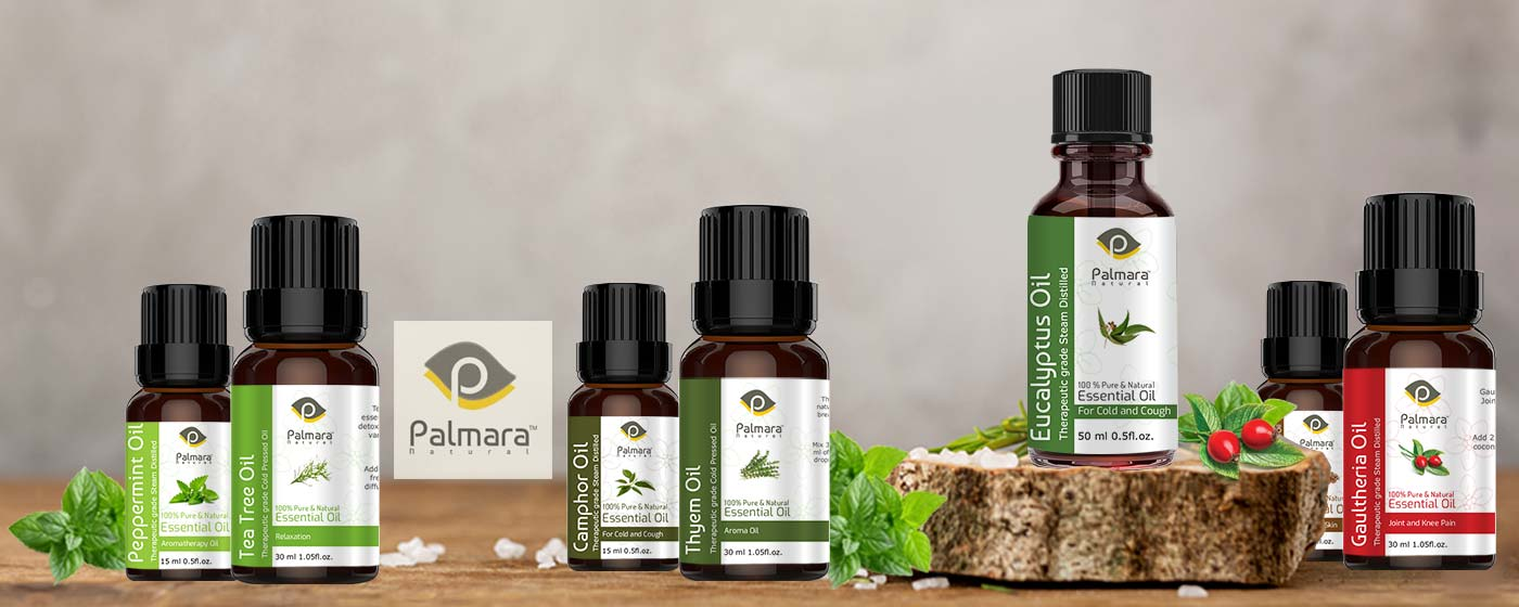 Palmara Natural Essential Oil