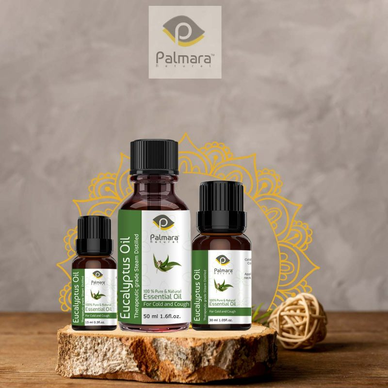 Ooty Eucalyptus Oil for Cold and Cough