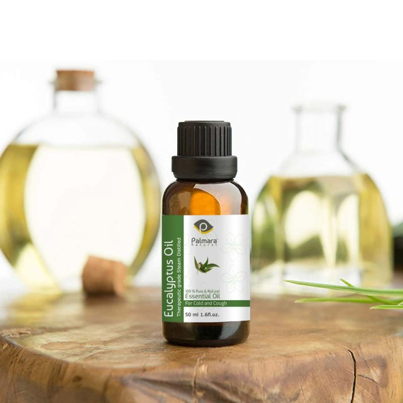 Eucalyptus Oil for Cold and Cough