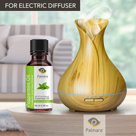 Peppermint oil for diffuser