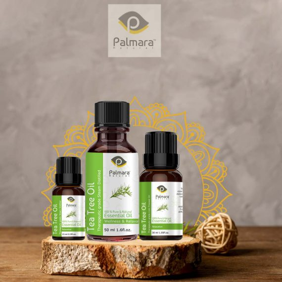 Palmara Natural Tea Tree Oil