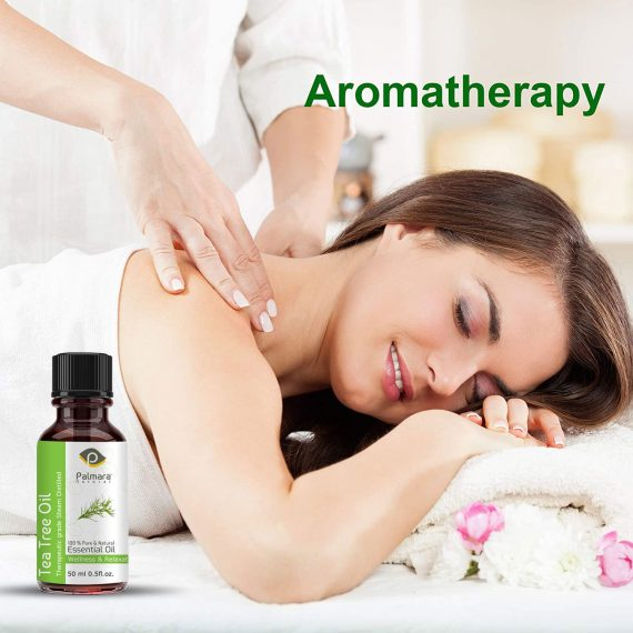 Aromatherapy tea tree oil