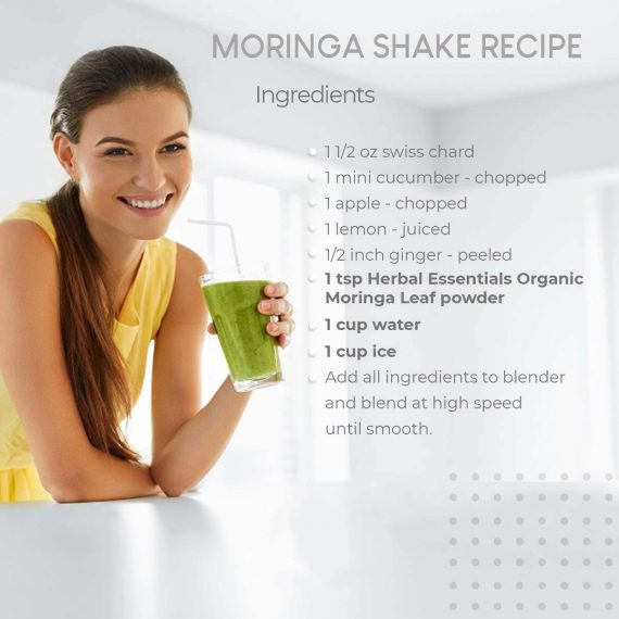 Benefits of Moringa Leaf Powder